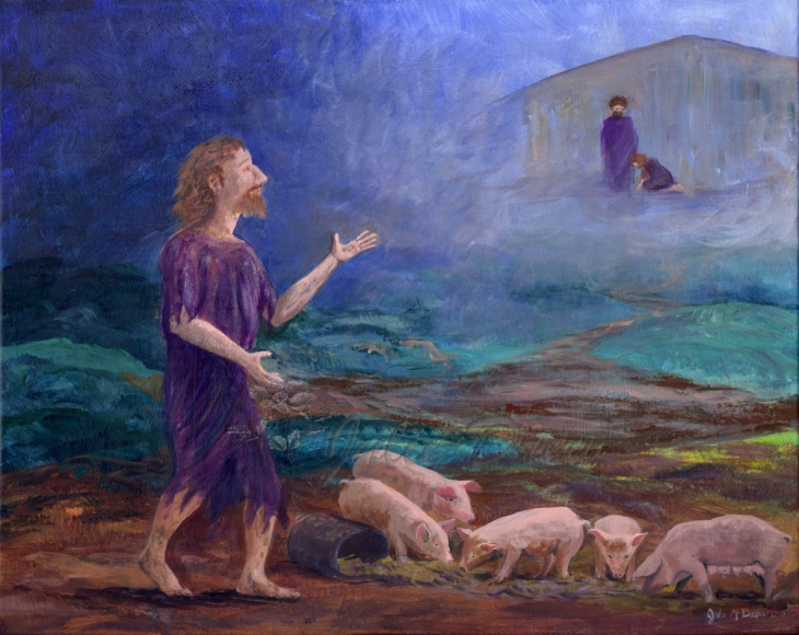 When He Came to Himself - Prodigal Son